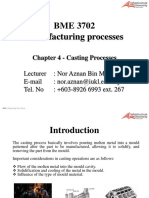 Chapter 4 - Casting Processes.pptx