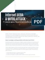 Mitre Attck Framework Datasheet