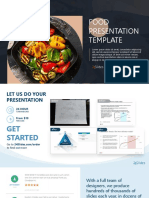 Food Templates Powerpoint