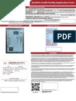 SEVS19091501513 Applicant Application Form