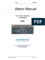 FPRB Installation Manual Rev AL