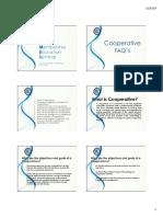 113773752 Online PMES Cooperative FAQ s