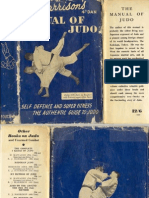 37119815 E J Harrison Manual of Judo
