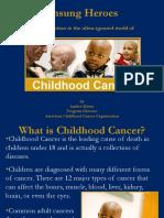 Childhood Cancer Presentation (1)