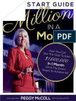 eBook a Million in a Month - Peggy McColl