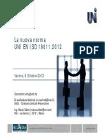 UNI en ISO 19011-2012-Differenze