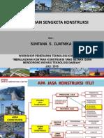 10072018 02 Penyelesaian Sengketa Konstruksi Banjarmasin