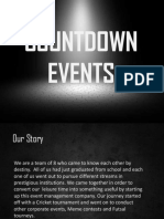 COUNTDOWN Events Final