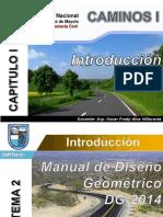 Cap I_Tema 02_Normas de Diseño Geométrico