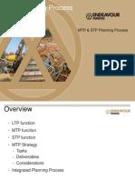 Mine Planning Process