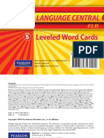 language central (word cards)