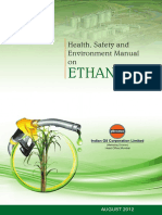 (09) Ethanol Health Safety and Environment Manual