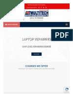 Laptop Repairing Course Delhi