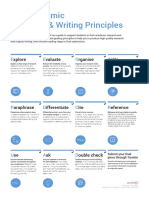 Academic Research and Writing Poster 2019 A2