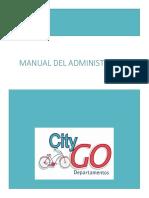Manual Administracion CityGo