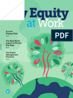 pay equity at work