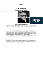 R. K. Narayan's 'an Astrologer's Day'