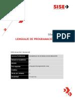 5367 - Ciclo IV - Lenguaje de Programación Java Web