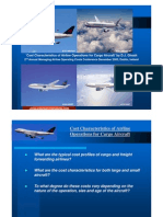 Cargo Airfrt Costs
