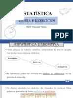 Slide Estatística Questões Enem