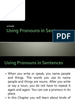 Chapter3 Usingpronounsinsentences 101024211446 Phpapp01 (1)