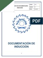 Documentacion de Induccion Final