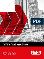 Batterie Fiamm Titanium Folder Fra
