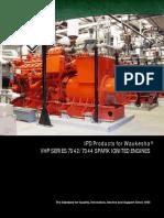 Waukesha VHP Series Engines