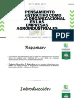 Diapositivas - El Galpón Ltda