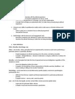 Unit 2. Philosophy Lecture Notes