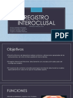 registro interoclusal 2