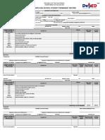 Form137-SHSAnProd