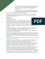 Relacion Entre Seguridad, Defensa y Desarrollo