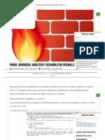 Parar, Arrancar, Habilitar y Deshabilitar Firewalld en Centos 7 - Blog VMware y Citrix