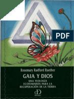 [Rosemary Radford Ruether] Gaya y Dios