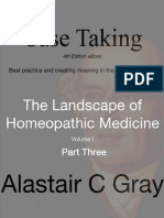 Case Taking - Part Three_ Best Practice and Creating Meaning in the Consultation Room (the Landscape of Homeopathic Medicine Book 1) ( PDFDrive.com )