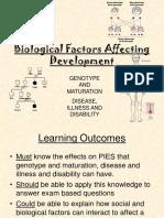 Biological Development