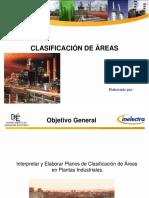 Presentation Clasificacion de Áreas