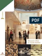 Images Musee-guimet PDF Decouvrir Lasie Au Musee Guimet