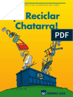 A Reciclar Chatarra