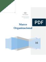 Marco Organizacional