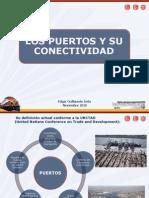 Los Puertos y La Conectividad