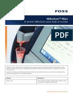 MilkoScanMars Solution Brochure ES