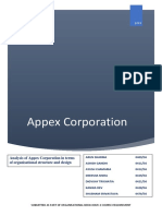 AppexCorp Case study