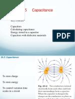Capacitance Electromagnetics