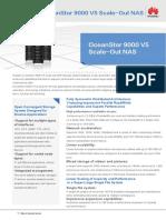Huawei OceanStor 9000 V5 Data Sheet