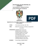 BALOTA N°02.El hombre , la sociedad y la organizacion socio politica.pdf