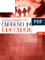 Caderno Educador Dps