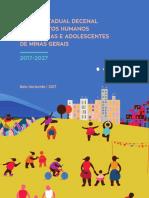 Plano Decenal dos Direitos Humanos das Crianças e Adolescentes de Minas Gerais