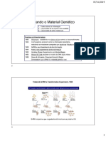 Acidos nucleicos e o codigo genetico